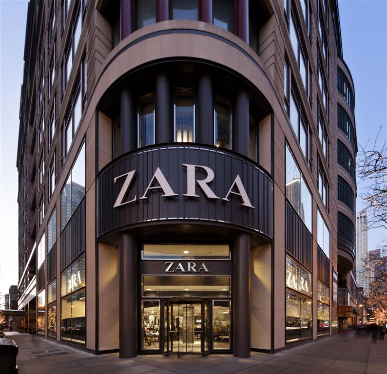 Zara SA (Spanish:) is a Spanish fast fashion (clothing and accessories) retailer based in Arteixo in Galicia. The company was founded in by Amancio Ortega and Rosalía Mera. It is the main brand of the Inditex group, [4] the world's largest apparel retailer.